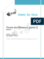 Dados de Deus - Apostila Teoria dos Números (parte I)