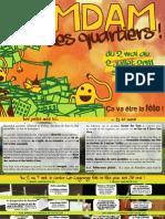 Programme du Ramdam des Quartiers - Epinal