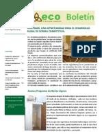 ecoboletin  ABRIL 2011