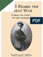 How I Filmed the War - Free E-book