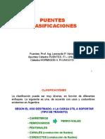 2021 -2- PUENTES - CLASIFICACION - TIPOS