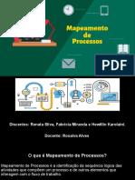 Mapeamento de Processo