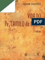 Vida do Pe. Camilo de Lellis - Padre Sanzio Cicatelli