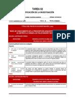 TAREA 2. Justificación de la Investigación_Luis Valdivia