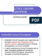 Curs Institutiile UE[1]