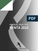 Manual Renta 2010