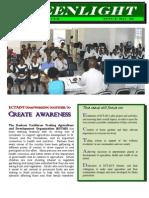 ECTAD Newsletter Greenlight Issue no 9