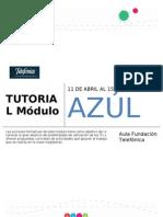 GUIA MÓDULO AZUL