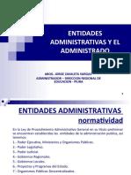 CLASE ENTIDADES ADMINISTRATIVAS[1]