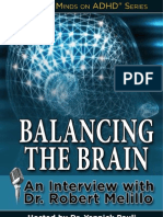 Dr. Robert Melillo Interviewed by Dr. Yannick Pauli Regarding ADHD