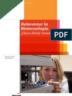 Reinventar la Biotecnología ¿Hacia dónde vamos?   PwC Venezuela
