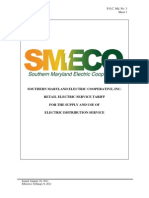 Southern-Maryland-Elec-Coop-Inc-Electric-Service-Tariff