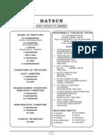 64fileHatsun annual report 2009