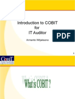 Introduction to COBIT