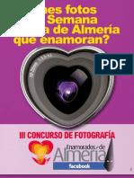 III Concurso Fotográfico Enamorados de Almería