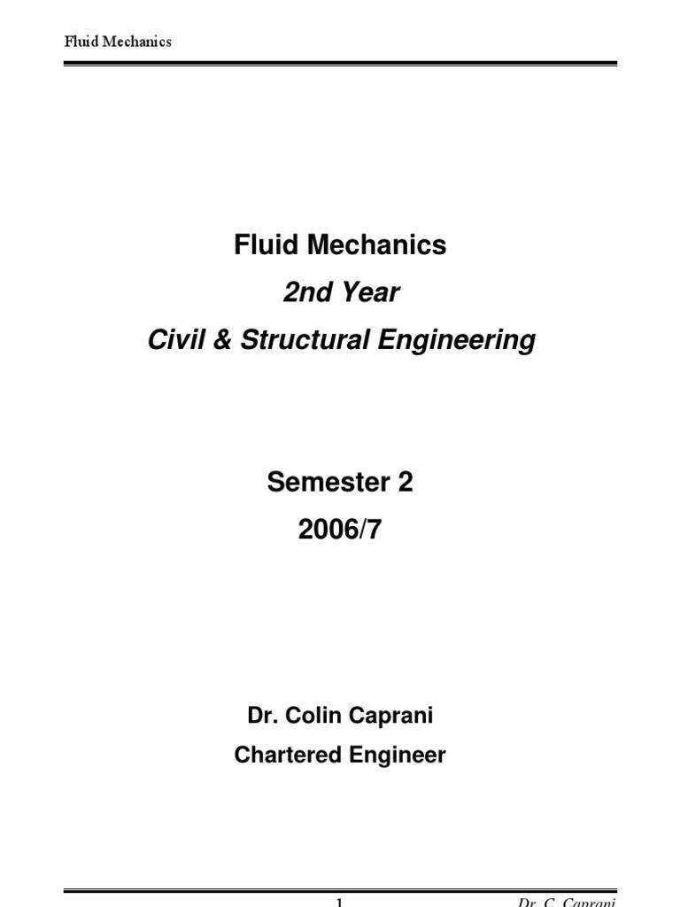 Mnl 1641 Fluid Mechanics Streeter Solution Manual Pdf 2019 Ebook