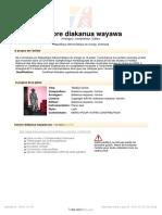 [Free Scores.com] Diakanua Wayawa Honore Tenez Vous 27306