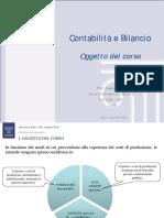 01 - Oggetto Del Corso
