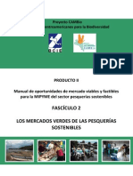 LOS MERCADOS VERDES DE LAS PESQUERÍAS SOSTENIBLES