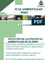 09 Peru - Politicas Ambientales