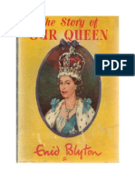 Blyton Enid The Story of OUR QUEEN
