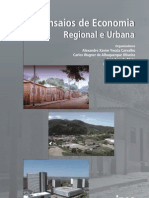IPEA - Livro - Ensaios de Economia regional e urbana