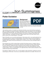 NASA Information Summaries Flutter Excitation