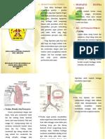 leaflet perkembangan persaingan kehidupan