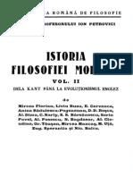 Istoria Filozofiei Moderne Vol II