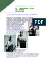 """Anécdotas del NO -DO """"El Mundo"""" magazine"""