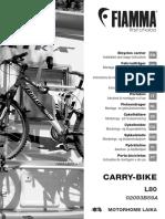 Httpswww.fiamma.itimagedataISTRUZIONICarry-BikeM0 is 98690A285.PDF