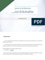 Zakariae Stage Chaibiaa