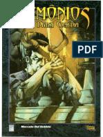 Demônios a Divina Comédia 3ª Ed Com Extras Da 1ª Ed