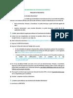 Preguntas sobre constancia de estudios Edomex 2021