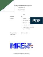 Laporan Prosman I PM-03 Kel 06