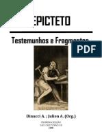 Epicteto Testemunhos e Fragmentos