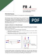 Heat Exchanger Effectiveness calculation
