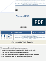Cours 1 Normes IFRS  LP GECOFI 20 - 21