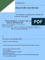 Presentacion DESARROLLO presencial