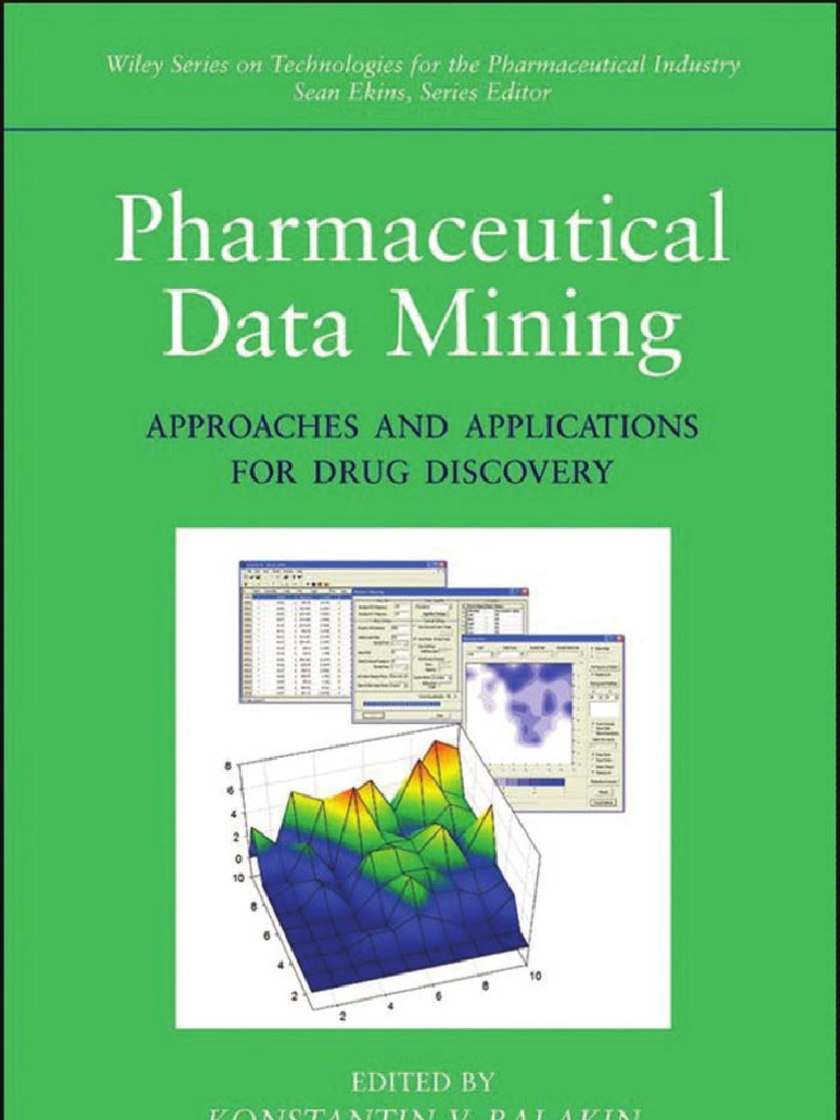 Pharmaceutical Data Mining | Quantitative Structure–Activity