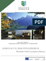 Tagungsband 03 Oeffentlicher Verkehr 2009 Steinbach Attersee