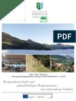 Tagungsband 04 Berglandwirtschaft 2010 Grosses Walsertal