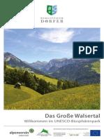 Einzelbroschuere Grosses-walsertal 2018