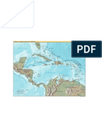 Maps of the World - Central America