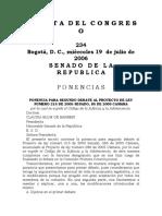 TEXTO DEF. GAC. 234-06 (P.L.085-05  C acum. 096-05  c  125-05  s)[1]
