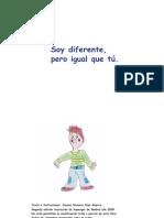 Soy+diferente+pero+igual+que+tu.+Asperger+Madrid