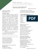 Lista-de-exercício-2-6°ano-língua-portuguesa