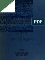 Topologie Cours Et Problemes - Lipschutz, Seymour, (1931- _.)