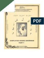 Simplified Arabic Grammar - Dr. York