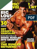 677b02d9e303 Muscular Development №6 2009